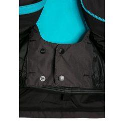 O'Neill BEVORA Kurtka snowboardowa granite. Czarne kurtki chłopięce O'Neill, z materiału, narciarskie. W wyprzedaży za 293,30 zł.