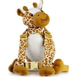 Przytulanki i maskotki: Goldbug – Szelki smycz dla dzieci z maskotką – Żyrafa