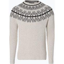 Marc O'Polo - Sweter męski, czarny. Czarne swetry klasyczne męskie Marc O'Polo, m, z dzianiny, polo. Za 499,95 zł.