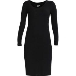 Sukienki hiszpanki: GAP Sukienka etui true black