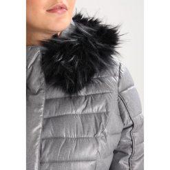 Płaszcze damskie pastelowe: ADIA Płaszcz zimowy grey melange