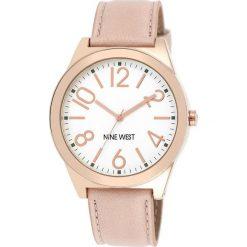 Zegarek Nine West Damski NW/1660SVPK Fashion Rose Gold. Czerwone zegarki damskie Nine West. Za 311,70 zł.