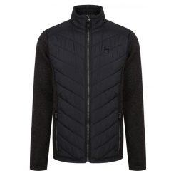 Swetry klasyczne męskie: Loap Gopuff Black Xxl