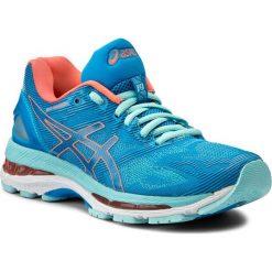Buty ASICS - Gel-Nimbus 19 T750N Diva Blue/Flash Coral/Aqua Splash 4306. Czarne buty do biegania damskie marki Asics. W wyprzedaży za 509,00 zł.