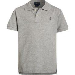 Polo Ralph Lauren CLASSIC FIT Koszulka polo new grey heather. Szare t-shirty chłopięce Polo Ralph Lauren, z bawełny. Za 259,00 zł.