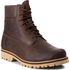 Trapery TIMBERLAND - Chilmark 6 Boot A1UTM Potting Soil. Brązowe botki męskie Timberland, z materiału. W wyprzedaży za 489,00 zł.
