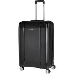 Walizka London średnia czarna. Czarne walizki marki ELBRUS, średnie. Za 297,43 zł.