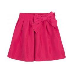 Spódniczki dziewczęce z falbankami: Satynowa spódnica dla dziewczynki 9-13 lat