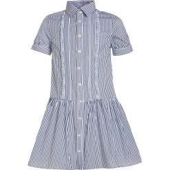 Odzież dziecięca: Polo Ralph Lauren STRIPE DRESS Sukienka koszulowa navy/white