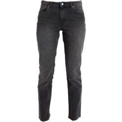 Cheap Monday REVIVE Jeansy Slim Fit black. Szare rurki damskie Cheap Monday. W wyprzedaży za 224,10 zł.