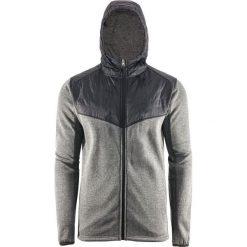Bluzy męskie: Outhorn Bluza męska Active Comfy Zip szara r. M ( HOZ17-BLM605)