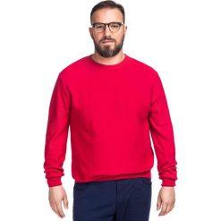 Sweter ALESIO SWT000087. Brązowe swetry klasyczne męskie Giacomo Conti, na jesień, m, z materiału, z klasycznym kołnierzykiem. Za 259,00 zł.