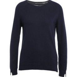 Swetry klasyczne damskie: Barbour MILL Sweter navy