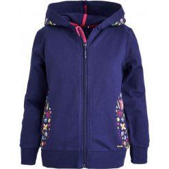 Bluzy dziewczęce: Rozpinana bluza z kapturem dla dziewczynki 9-13 lat