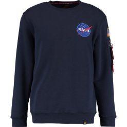 Bejsbolówki męskie: Alpha Industries NASA Bluza blue