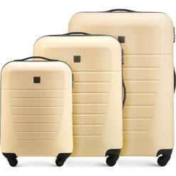 Walizki: 56-3A-25S-85 Zestaw walizek
