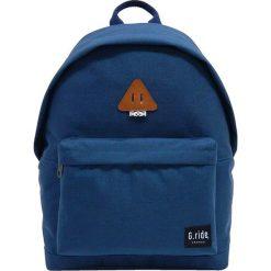 Plecak w kolorze niebieskim - 29 x 40 x 14 cm. Niebieskie plecaki męskie marki G.ride, z tkaniny. W wyprzedaży za 121,95 zł.