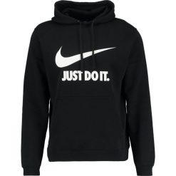 Bluzy męskie: Nike Sportswear JUST DO IT HOODIE Bluza z kapturem black/white