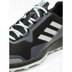 Adidas Performance TERREX CMTK W Obuwie hikingowe black/white/ash green. Brązowe buty sportowe damskie marki adidas Performance, z gumy. Za 399,00 zł.