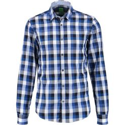 Koszule męskie na spinki: BOSS Green BENCE REGULAR FIT Koszula true blue