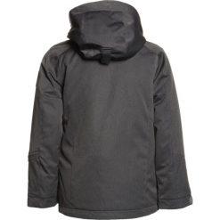 Ziener APPUT  Kurtka snowboardowa grey iron melange. Niebieskie kurtki chłopięce sportowe marki bonprix, z kapturem. W wyprzedaży za 399,20 zł.