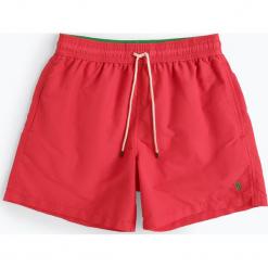 Polo Ralph Lauren - Męskie spodenki kąpielowe, czerwony. Czerwone kąpielówki męskie Polo Ralph Lauren, m. Za 299,95 zł.