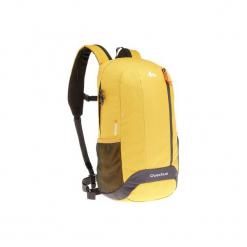 Plecak turystyczny NH100 20 l. Brązowe plecaki męskie QUECHUA, z materiału. Za 29,99 zł.
