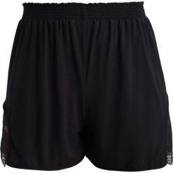 Piżamy damskie: La Perla LAPIS SHORT TROUSERS Spodnie od piżamy black