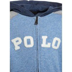 Bluzy chłopięce: Polo Ralph Lauren HOOD Bluza rozpinana light grey heather