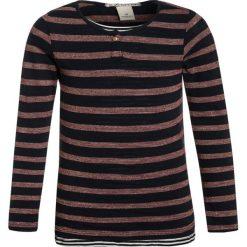 Bluzki dziewczęce bawełniane: Scotch R'Belle STYLE STRIPED 2IN1 Bluzka z długim rękawem blue