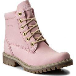 Buty zimowe damskie: Trapery LASOCKI – WI20-ASPEN-02V Różowy