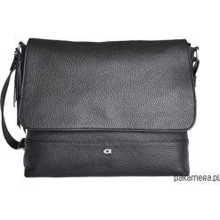 SHY 2 torba na ramię czarna. Czarne torebki klasyczne damskie Pakamera, z materiału. Za 300,00 zł.