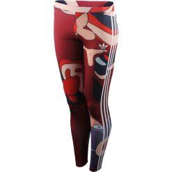 Legginsy sportowe damskie: legginsy sportowe damskie ADIDAS TIGHTS / AY7122