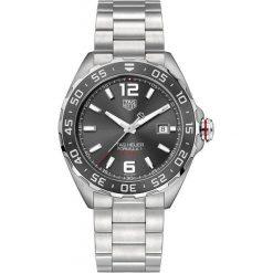 ZEGAREK TAG HEUER FORMULA 1 WAZ2011.BA0842. Szare zegarki męskie TAG HEUER, ceramiczne. Za 7270,00 zł.