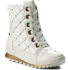 Buty zimowe damskie: Śniegowce CAPRICE – 9-26204-29 White Comb 197