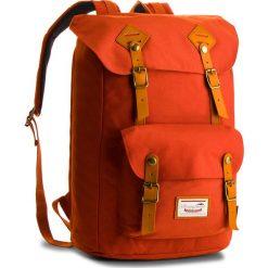 Plecaki męskie: Plecak DOUGHNUT – 8077C-0027-F Cordura Rust