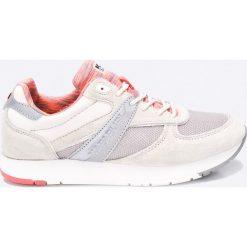 Napapijri - Buty Rabina. Szare buty sportowe damskie marki adidas Originals, z gumy. W wyprzedaży za 239,90 zł.