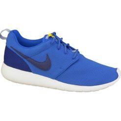 Buciki niemowlęce: Nike Buty dziecięce Roshe One Gs niebieskie r. 37.5