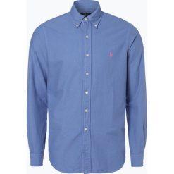 Polo Ralph Lauren - Koszula męska, niebieski. Niebieskie koszule męskie Polo Ralph Lauren, m, z bawełny, polo. Za 299,95 zł.