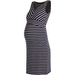 Sukienki hiszpanki: Boob SIMONE Sukienka z dżerseju dark blue/offwhite