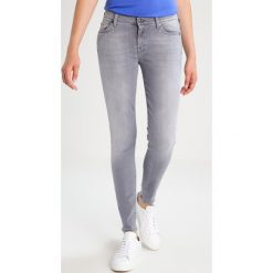 Rurki damskie: 7 for all mankind Jeans Skinny Fit slim illusion grey