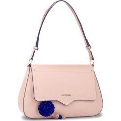 Torebka LOVE MOSCHINO - JC4081PP15LJ0600  Rosa. Czerwone torebki klasyczne damskie marki Love Moschino, ze skóry ekologicznej. W wyprzedaży za 539,00 zł.