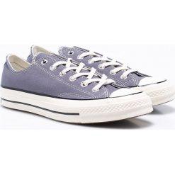 Converse - Tenisówki. Szare tenisówki męskie Converse, z materiału, na sznurówki. W wyprzedaży za 249,90 zł.