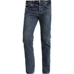 Edwin CLASSIC Jeansy Straight Leg nihon menpu rainbow selvage japan denim mid dark used. Niebieskie jeansy męskie Edwin. Za 879,00 zł.