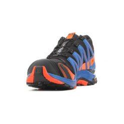 Buty do biegania Salomon  XA Pro 3D GTX LTD 401772. Czarne buty do biegania męskie marki Salomon, z gore-texu, na sznurówki, gore-tex. Za 499,10 zł.