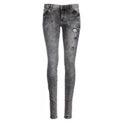 S.Oliver Jeansy Damskie 42/34 Szare. Szare jeansy damskie marki S.Oliver. W wyprzedaży za 169,00 zł.