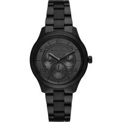 Zegarek MICHAEL KORS - Runway MK6608  Black/Black. Czarne zegarki damskie marki Michael Kors. Za 1149,00 zł.