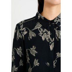 Koszule wiązane damskie: YAS YASLILY Koszula black