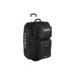 Torba nurkowa podróżna Moby 5 115 L. Czarne torebki klasyczne damskie marki CRESSI-SUB, z tkaniny. Za 599,99 zł.