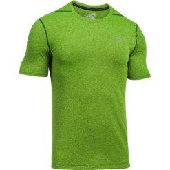 Under Armour Koszulka męska Threadborne Fitted 3C SS zielona r. M (1289591-919). Zielone koszulki sportowe męskie marki Under Armour, m. Za 101,16 zł.
